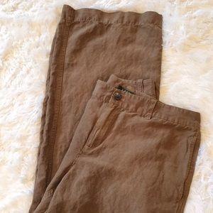 Ralph Lauren linen pants size 6